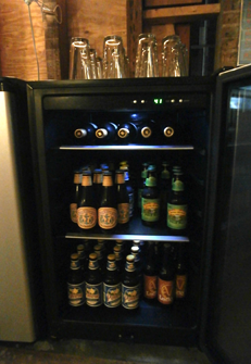 About: Beer fridge | Palace Theatre