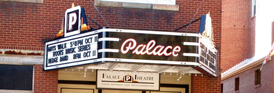Header Image - The Palace Theatre