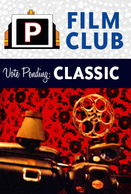 Film Club: Pending Vote - Classic