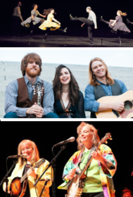 Appalacian Festival - Capstone Concert Performers