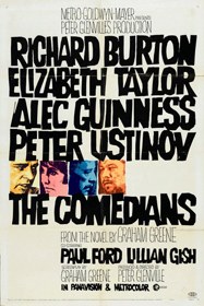 The Comedians (1967)
